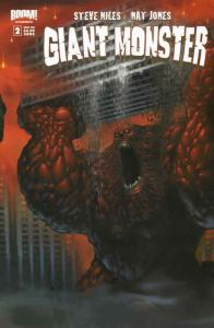 Giant Monster #2 VF/NM; Boom! | save on shipping - details inside