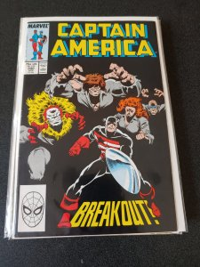 Captain America #340 (1988)