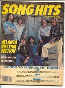 Song Hits 7/1977-Charlton-Atlanta Rhythm Section-Thelma Houston-Don Williams-FN