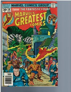 Marvel's Greatest Comics #66 (1976)