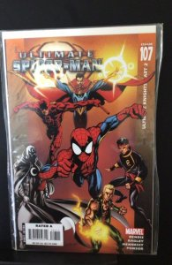 Ultimate Spider-Man #107 (2007)