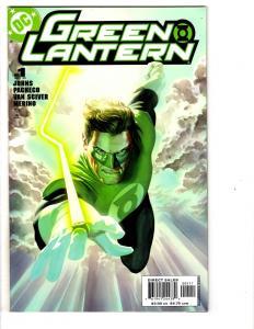 8 Green Lantern DC Comic Books # 1 3 4 6 7 8 9 10 Batman Green Arrow Mongul CB6