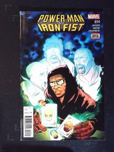 Power Man and Iron Fist #14 (2017)