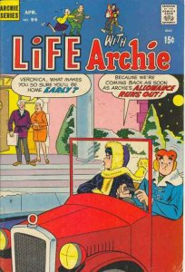 Life with Archie (1958 series) #96, Fine+ (Stock photo)