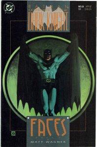 Batman: Legends of the Dark Knight #29 Matt Wagner Two-Face NM