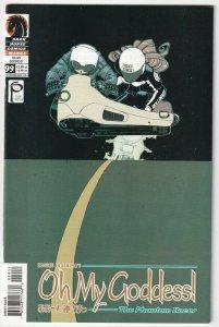 Oh My Goddess! The Phantom Racer #99 July 2003 Dark Horse Manga