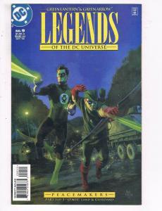 Green Lantern & Green Arrow: Legends Of The DC Universe #9 VF DC Comic DE21
