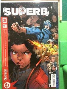 Superb #3 cover A