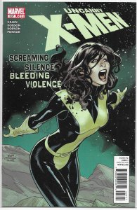 Uncanny X-Men   vol. 1   #537 NM (Breaking Point 3) Gillen/Dodson