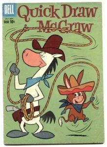 Quick Draw McGraw #3 1960- Hanna Barbera comic VG+