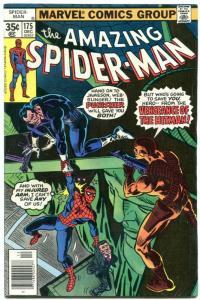Amazing Spider-man #175 1977- Punisher- Hitman VF