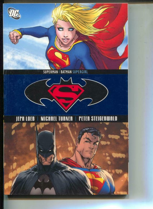 Superman-Batman-Supergirl-Jeph Loeb-Michael Turner-TPB-trade