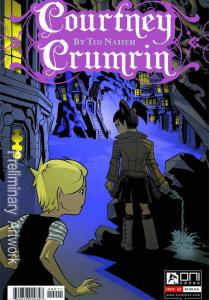 Courtney Crumrin #2 VF/NM; Oni Press | save on shipping - details inside