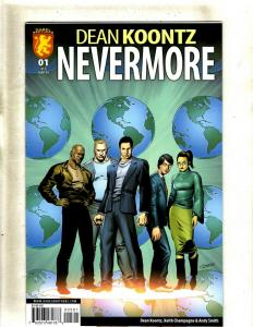 10 Comics Nevermore 1 Soulfire 4 Rune Horrible Legacy 3 Buffy 1 Angel Goon+ J393