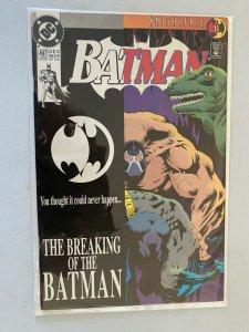 Batman #497 Direct edition 6.0 FN (1993)
