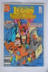 Legion of Super-Heroes 326