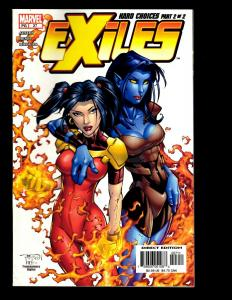 Lot Of 12 Exiles Marvel Comics # 27 28 29 34 35 36 37 38 39 40 41 42 X-Men EK10