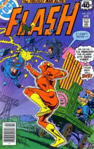 Flash, The (1st Series) #272 FN; DC   save on shipping - details inside
