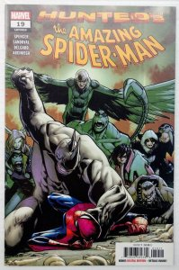 The Amazing Spider-Man #19 (LGY 820)(NM+, 2019)