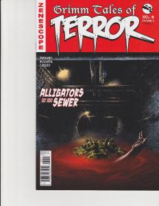 Grimm Tales of Terror Volume 3 #6 Cover A Zenescope Comic GFT NM Eric J
