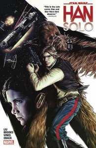 Marvel Comics Star Wars Han Solo Trade Paperback 2017 Collects 1-5 Disney TPB