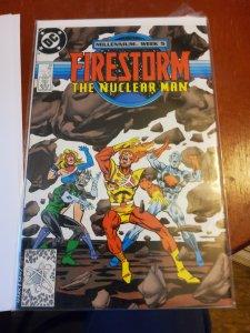 Firestorm, the Nuclear Man #68 (1988)