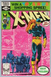 X-Men 138 Oct 1980 NM- (9.2)
