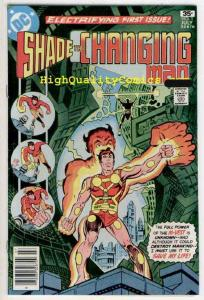 SHADE, The CHANGING MAN #1 2, 4 5, 7, VF/NM,  1st app, Steve Ditko, 1977, 5 iss