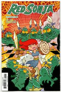 Red Sonja #14 Subscription Variant (Dynamite, 2018) NM