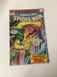 Amazing Spider-Man 154 Vf+ Very Fine+ 8.5 Marvel