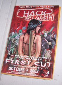 Hack/Slash vs evil ernie  ddp devils due chaos #1