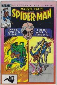 Marvel Tales #176 (1985)