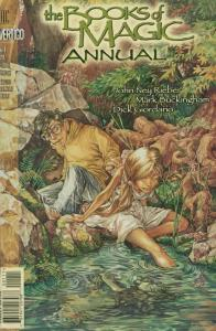 Books of Magic, The Annual #1 VF/NM; DC/Vertigo | save on shipping - details ins
