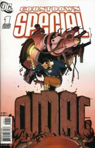 Countdown Special: Omac #1 VF/NM; DC   save on shipping - details inside