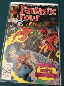 Fantastic Four #315 Menace is Master Pandemonium