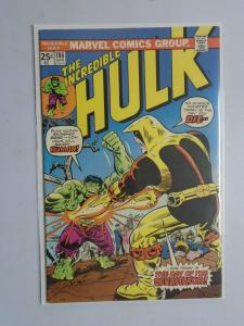 Incredible Hulk #186 - 1st First Series - 6.0 - 1975