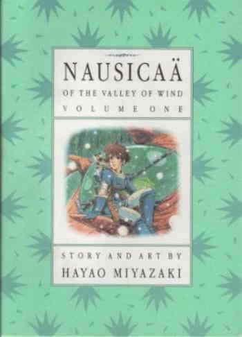 Nausicaä of the Valley of Wind Part 1 TPB #1 VF/NM; Viz | save on shipping - det
