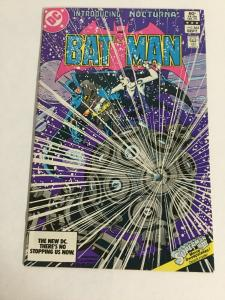 Batman 363 Nm Near Mint First Nocturna DC Comics