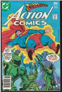 Action Comics #477 (DC, 1977)