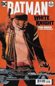 Batman White Knight #5 Variant Cvr (DC, 2018) NM