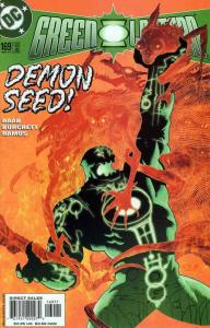 Green Lantern (3rd Series) #169 VF/NM; DC | save on shipping - details inside