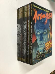 The Avenger Pulp Reprints 1-12 Nm Near Mint Sanctum Books P17