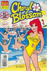 Cheryl Blossom (1st Series) #1 VF; Archie | save on shipping - details inside
