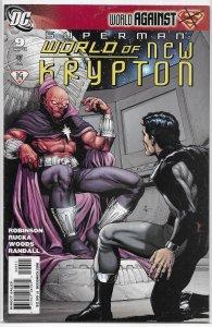 Superman  : World of New Krypton   # 9 FN (red 14)