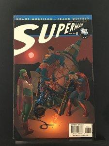 All Star Superman #8 (2007)