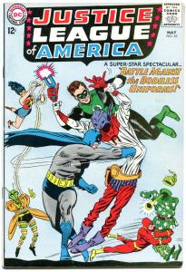 JUSTICE LEAGUE of AMERICA #35, VF+, Batman, Flash, GL, 1960, Wonder Woman, 1965