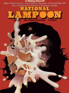 National Lampoon #22 FN; National Lampoon | save on shipping - details inside