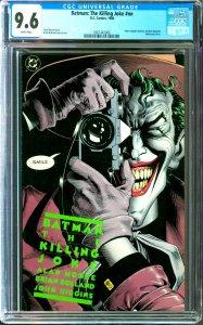 Batman: The Killing Joke #nn CGC Graded 9.6