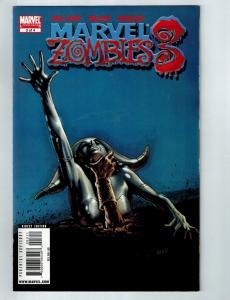 Marvel Zombies 3 # 3 VF Marvel Comic Book 1st Print Iron Man Thor Hulk S95