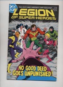 Legion of Super-Heroes #19 (1986)